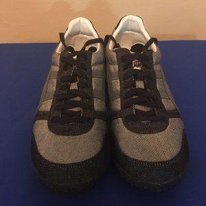 Gray/Black Onitsuka Tiger Shoes